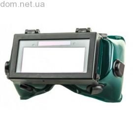 Очки сварщика ДНІПРО-М WG-200AD с фильтром автозатемн