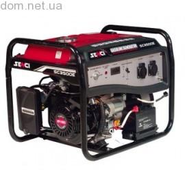 Бензогенератор Senci SC3500-Е (2.8-3.1 кВт)