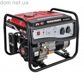 Бензогенератор Senci SC3250-Е (2.5-2.8 кВт)