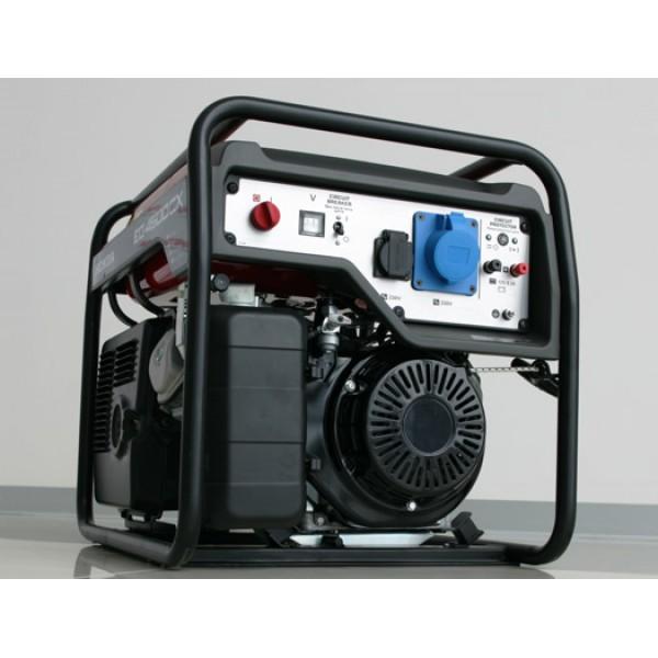 Бензиновый генератор Honda EG 4500CX