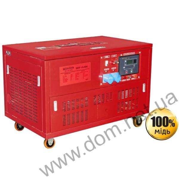 Бензиновый генератор VITALS MASTER EST 15.0bt
